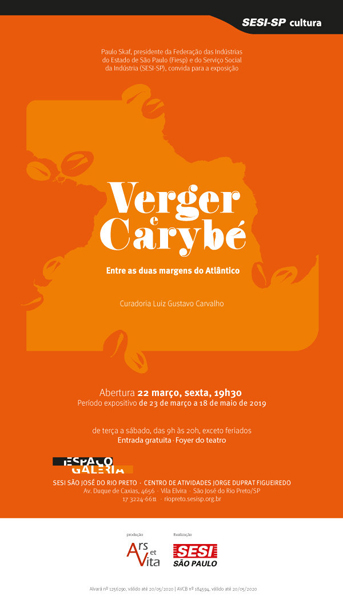 Verger e Carybé: Entre as duas margens do Atlântico
